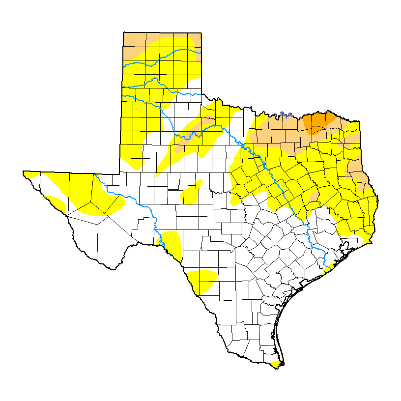 US Drought Monitor