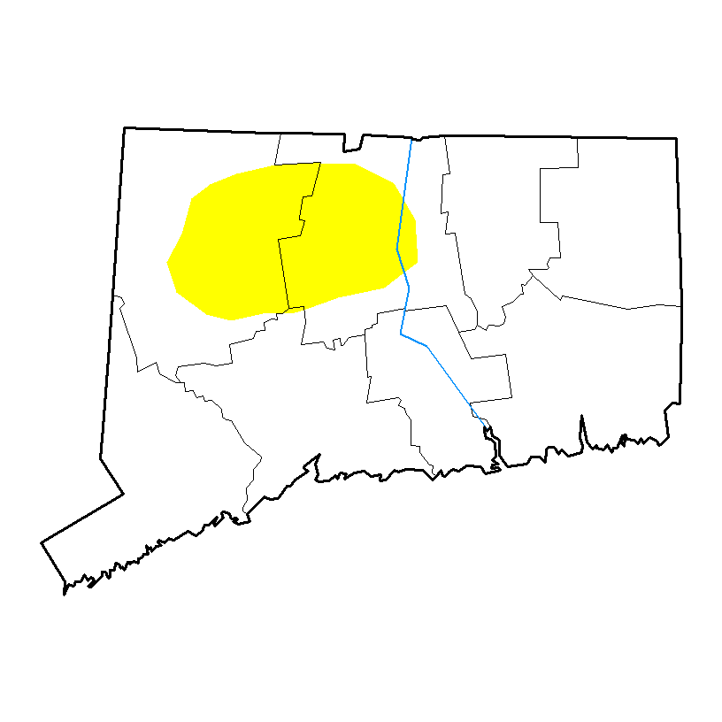 U.S. Drought Monitor forConnecticut