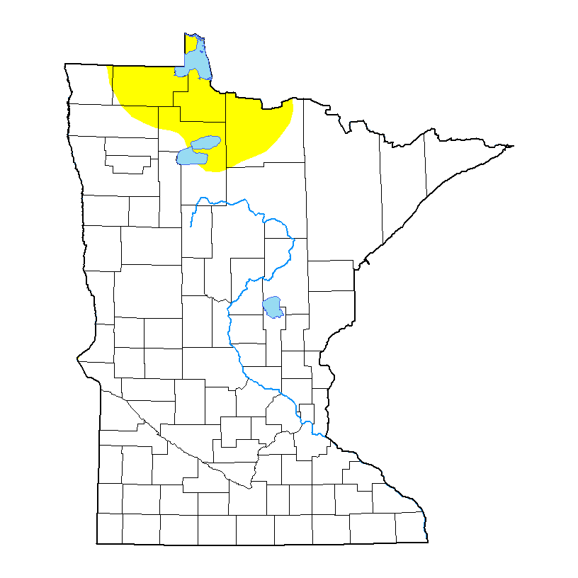 U.S. Drought Monitor forMinnesota