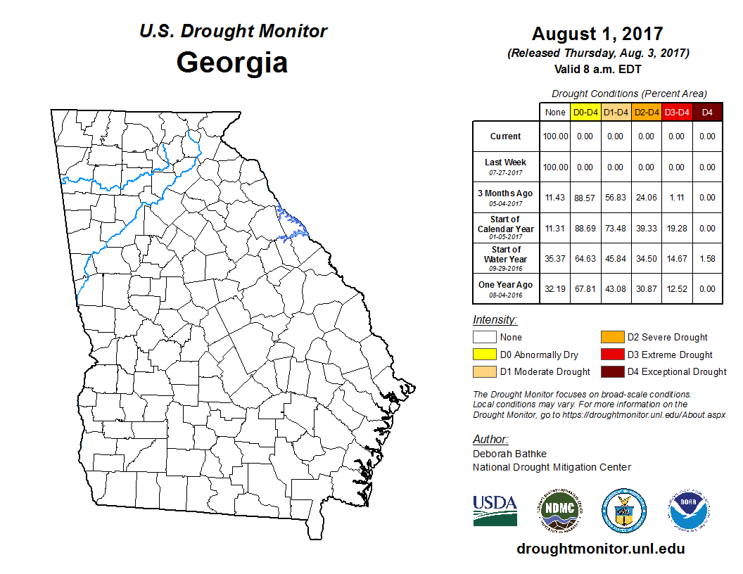 United States Drought Monitor  Home  State Drought Monitor - Us weather drought map