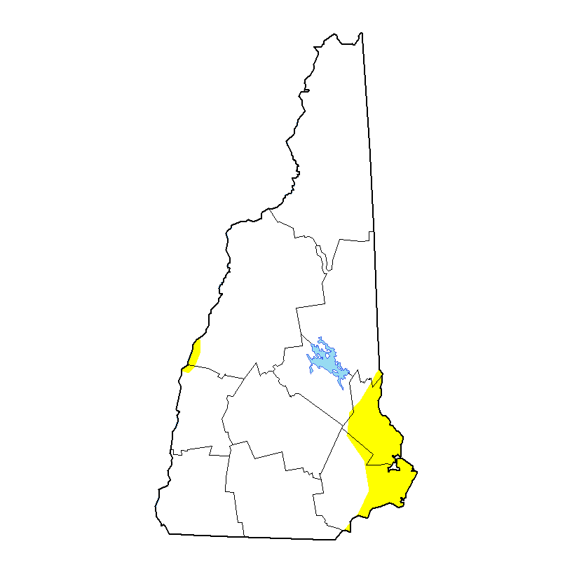 United States Drought Monitor Current Map State Drought Monitor - Map nh
