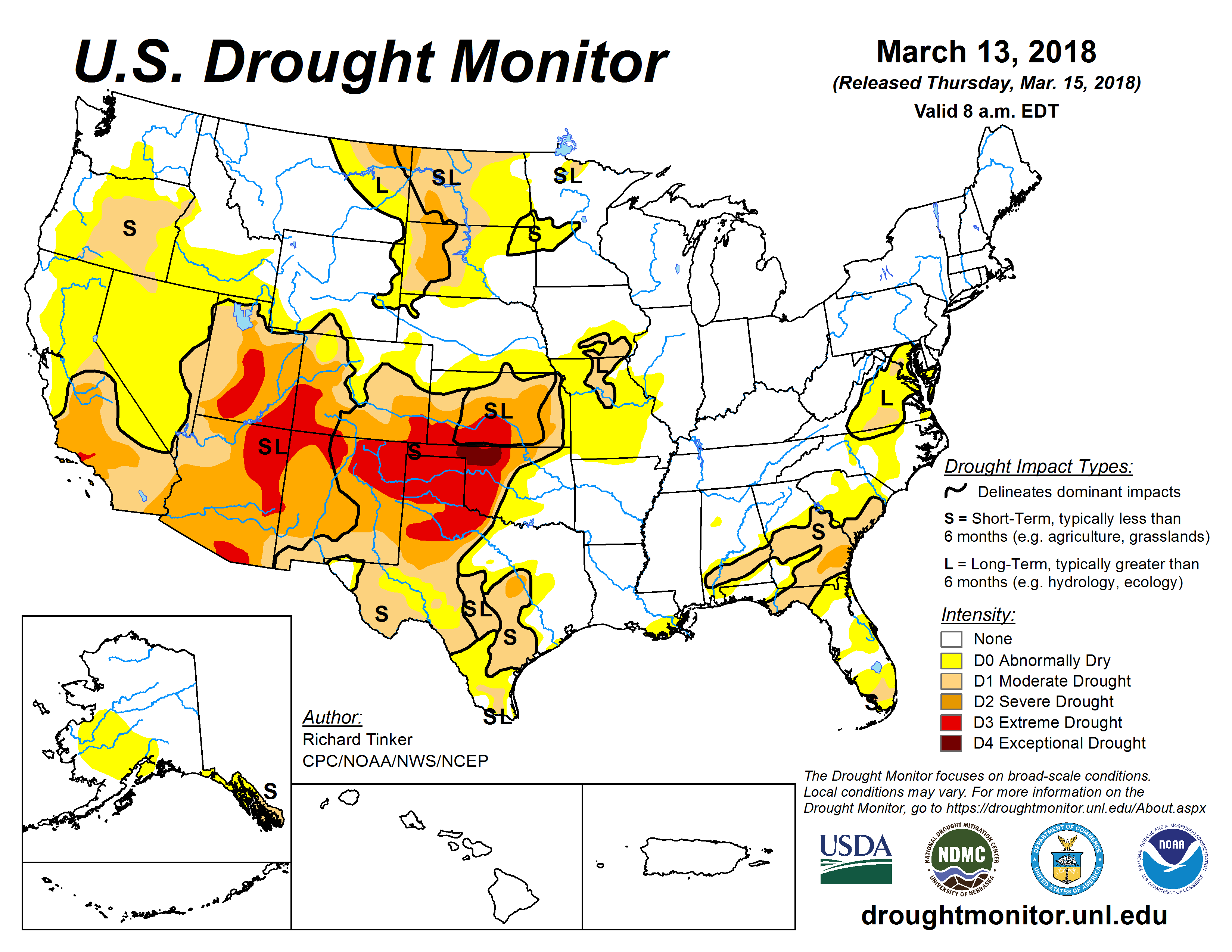 Plains Drought Growing Steadily Worse; Winter Wheat 52-73% Poor/Very ...