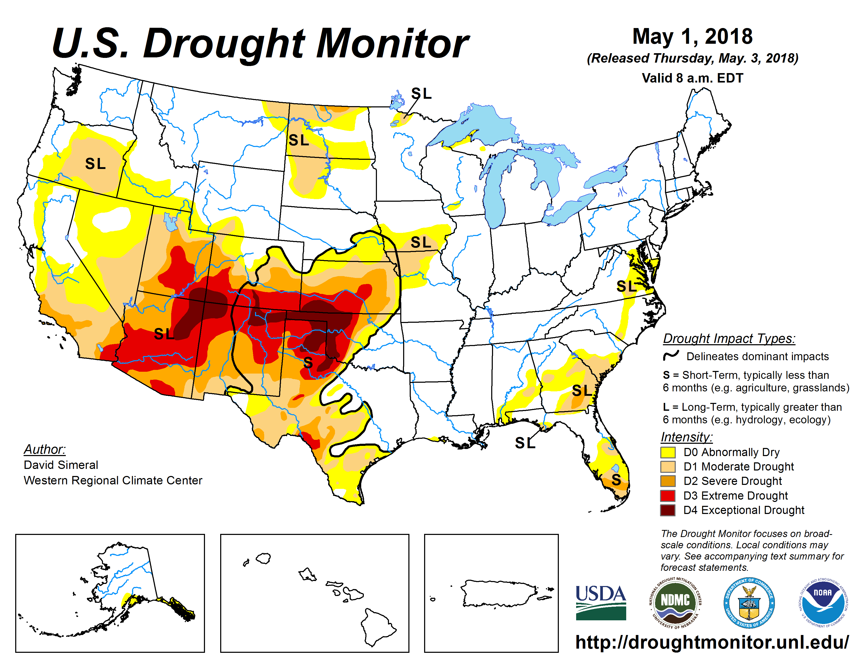 Drought Relief to Persist Into Wednesday in Oklahoma, Missouri and ...
