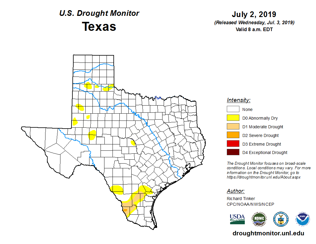 State Drought Monitor | United States Drought Monitor on