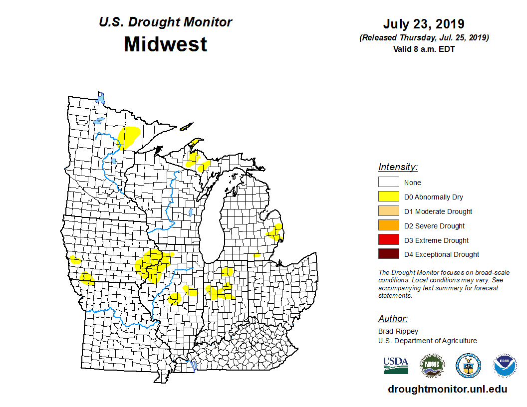 State Drought Monitor | United States Drought Monitor