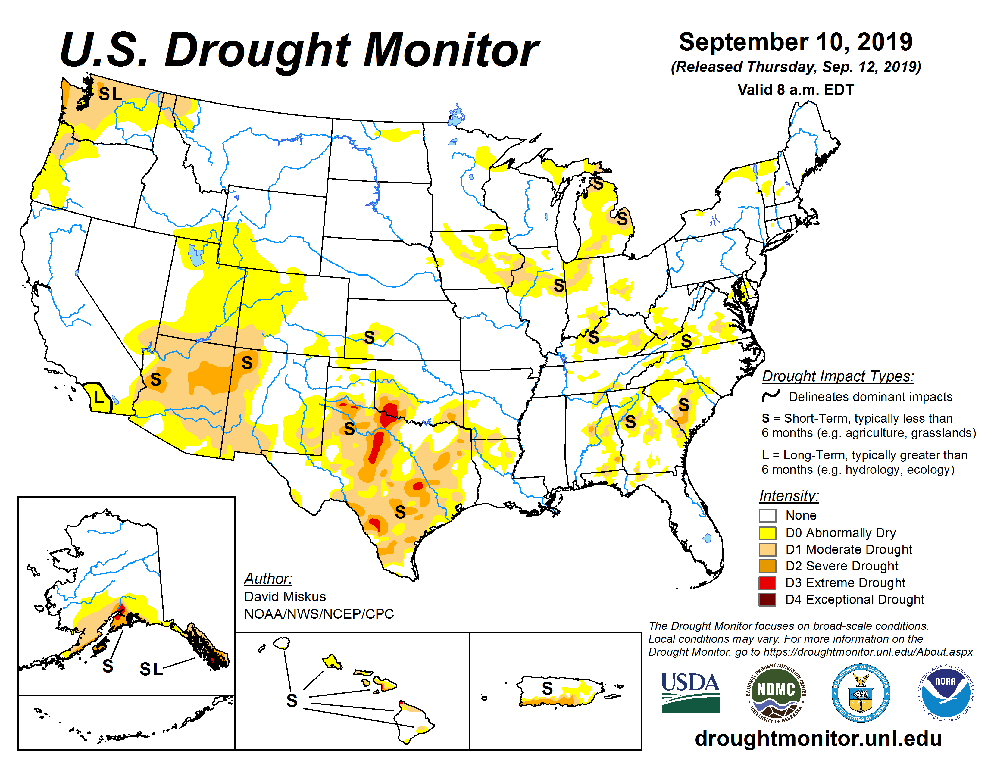 Current Map | United States Drought Monitor on map with world, map with parallels, map with time zones, map with starbucks, map with united states, map with amazon, map with info graphic, map with foursquare, map with orange, map with home, map with currents, map with target, map with mobile,